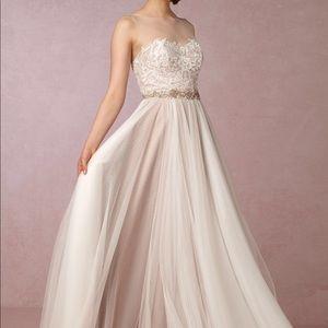 BHLDN Penelope wedding Gown